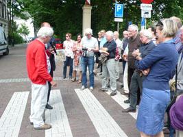 Zeven-Eeuwen-Wandeling tussen Wittevrouwen- en Weerdpoort