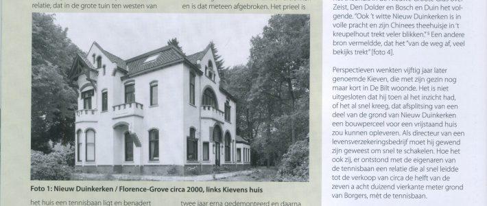 Bouwactiviteit en teloorgang in Huis ter Heide